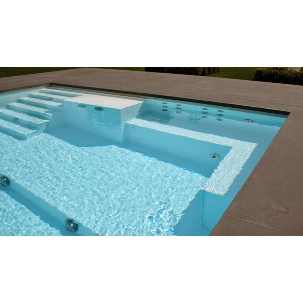 Monobloc hdpe zwembad 4x8x1 5 meter monobloc hdpe comfort for Zwembadbenodigdheden